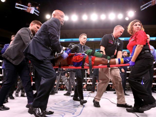 Le boxeur Patrick Day dans le coma après un KO très violent