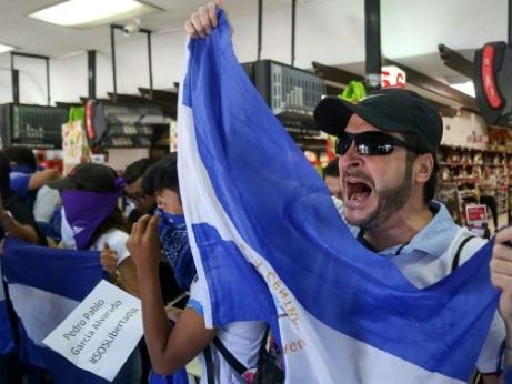 Nicaragua: la police brutalise des manifestants, selon l'opposition