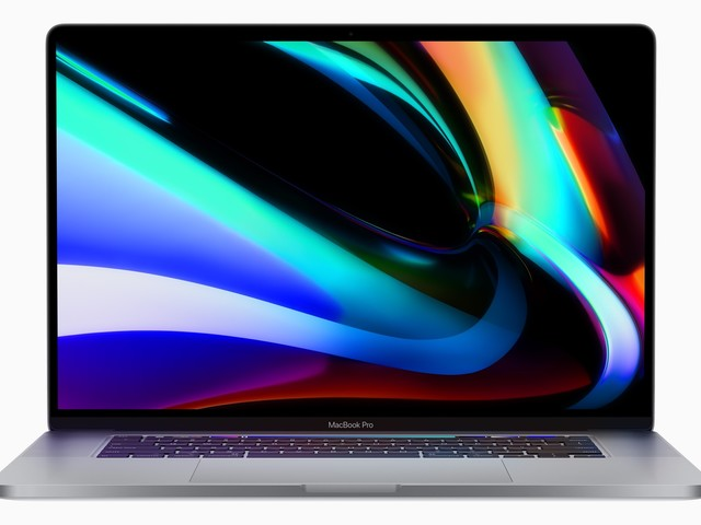 C'est officiel, Apple lance un MacBook Pro 16 pouces avec nouveau design et clavier