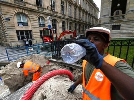 Face à la canicule, l'économie française s'organise pour éviter le coup de chaud