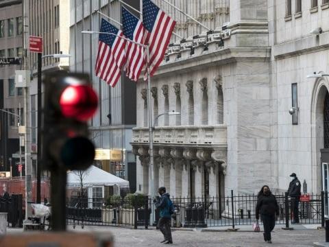 Wall Street en ordre dispersé, le marché reprend son souffle
