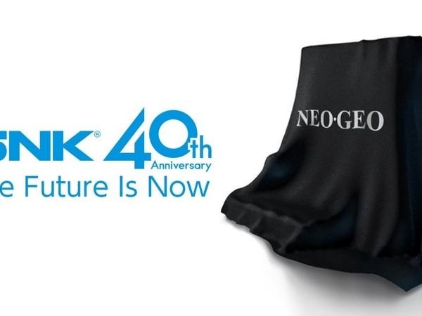 SNK fait du teasing pour un nouvel hardware
