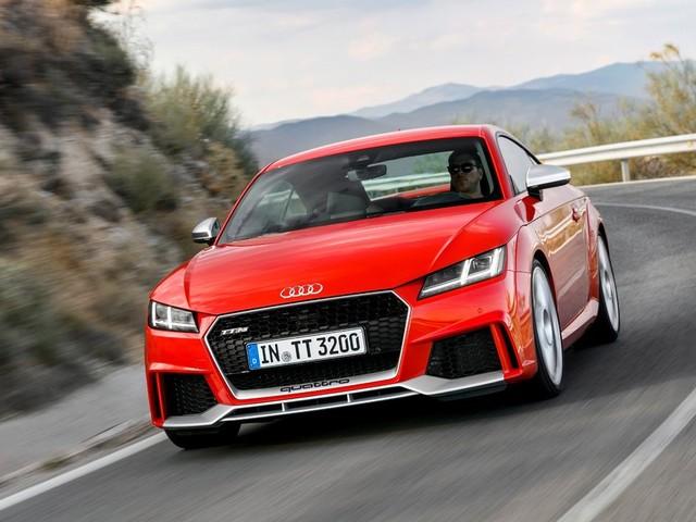 Confirmé : l'Audi TT va disparaître