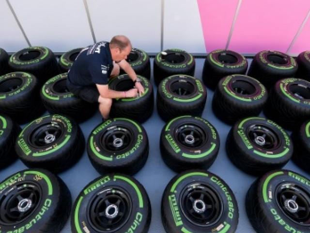 F1: les pneus vont-ils décider du titre en 2018?