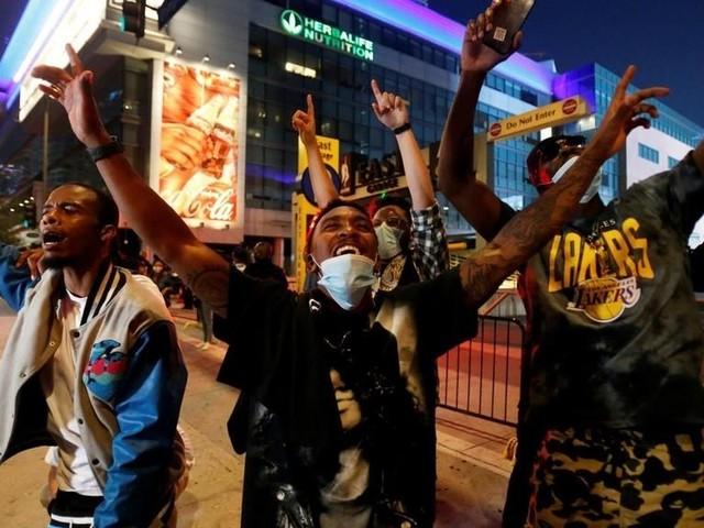 Basket-ball: et un 17e titre pour les Lakers de Los Angeles en NBA