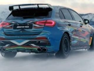 Rapport: Mercedes-AMG A45 - Le 2.0 litres le plus puissant de l'histoire
