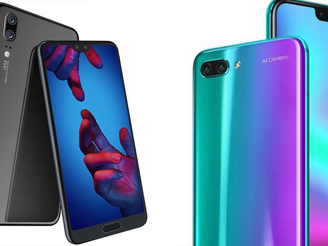4 bons plans immanquables sur ces smartphones Huawei