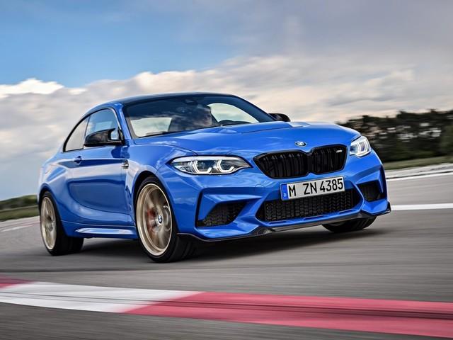 La BMW M2 CS de 450 chevaux s'en vient au Canada