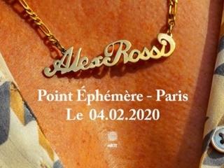 Ouvrez vos chemises, attachez vos gourmettes, Alex Rossi en concert au Point Ephémère