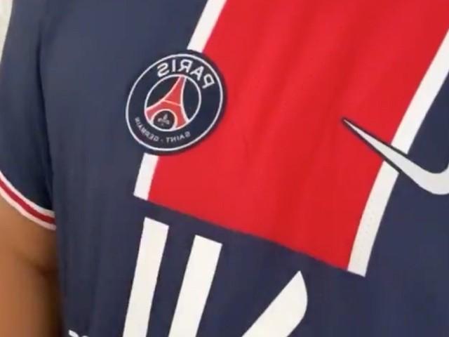Dj Snake dévoile le nouveau maillot du PSG
