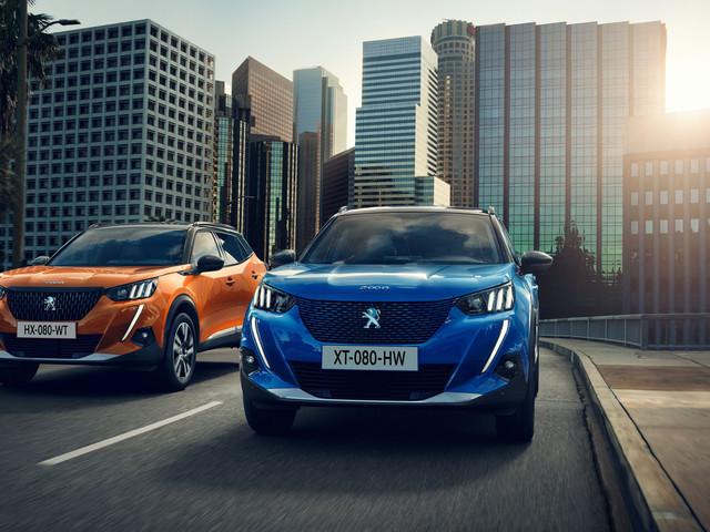 Peugeot dévoile la nouvelle version du Peugeot 2008, toutes les photos