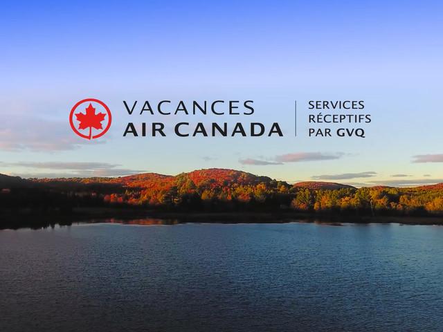 Vivez l'automne au Canada autrement !