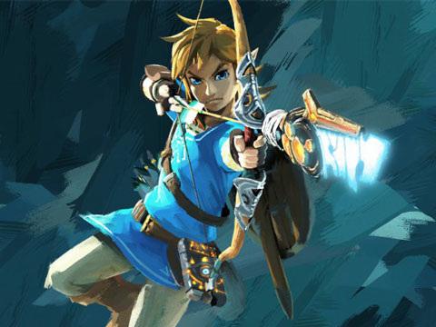 [Test] The Legend of Zelda : Breath of the Wild – Là-bas Land