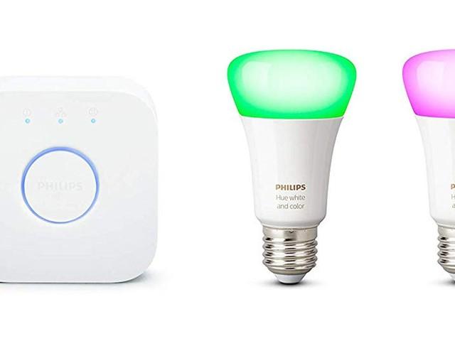 BON PLAN : créez des ambiances lumineuses avec les ampoules Hue