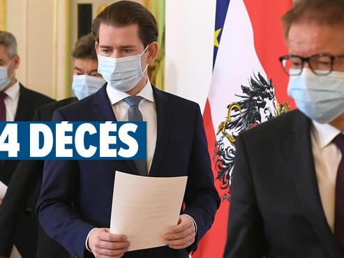 Coronavirus: l'Autriche, premier pays européen à présenter un plan de sortie du confinement
