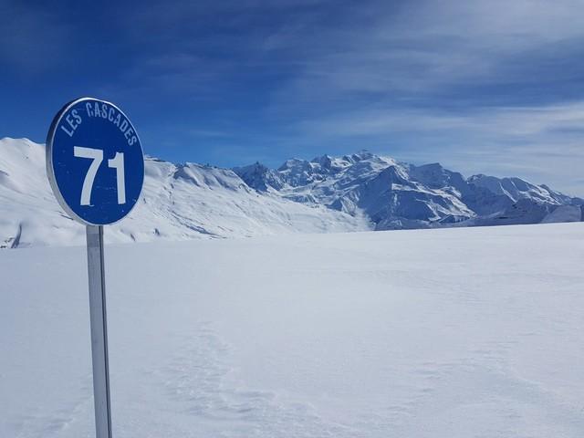 A la découverte de la deuxième plus grande piste de ski en France, les Cascades