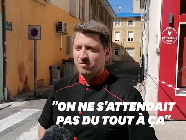 """Romans-sur-Isère: """"il a pris un couteau de boucherie et a poignardé un client"""""""