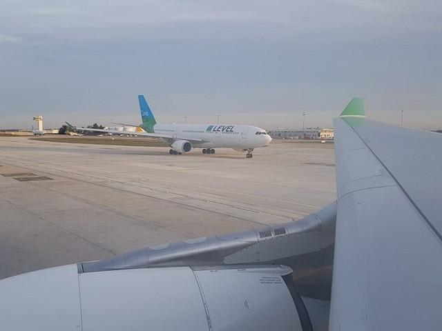 Nous avons testé pour vous le vol Level Paris-Las Vegas (à 179 euros)