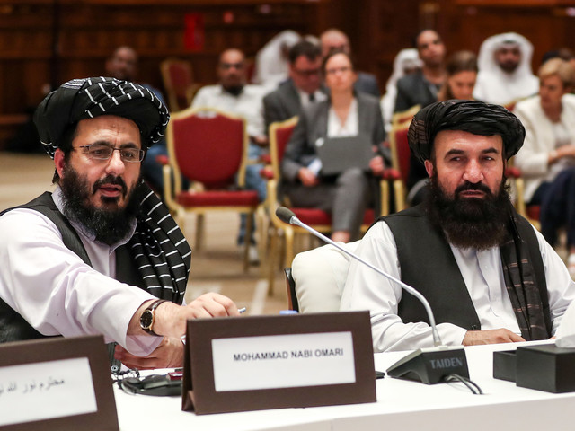 Afghanistan : les talibans proposent un cessez-le feu aux Américains
