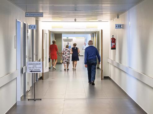 Un rappel de désinfectants utilisés dans les hôpitaux touche la Belgiqueet la France