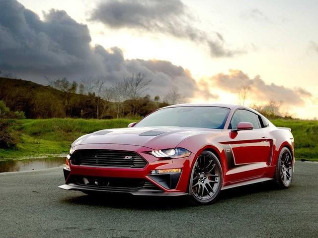 Une Ford Mustang de 710 chevaux signée Roush Performance