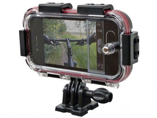 Utiliser son smartphone comme action cam ?