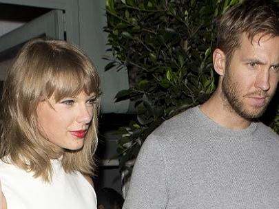 Taylor Swift et Calvin Harris quitte un resto de Santa Monica - 11.08.2015