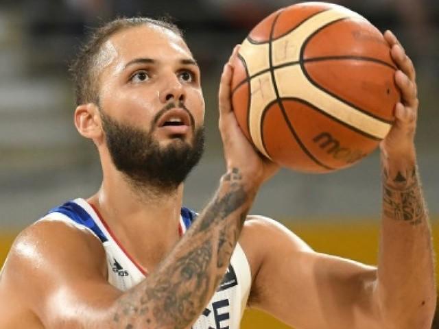 Euro-2017: quel leader pour l'équipe de France de basket après Parker?