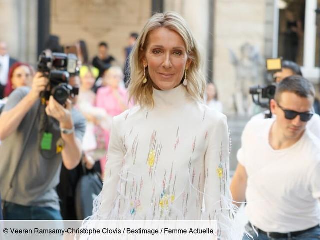 """Céline Dion en deuil : son hommage émouvant à """"un vrai gentleman"""""""