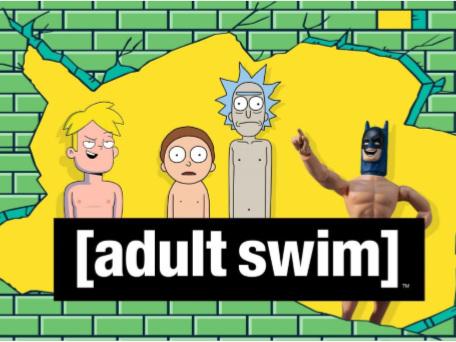 La chaîne ADULT SWIM débarque en France et sur les territoires francophones en juillet