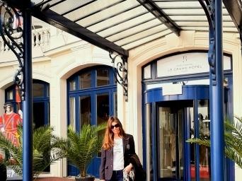 Mon avis sur le Grand Hôtel Barrière de Dinard