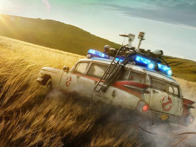 S.O.S Fantômes : l'Héritage, Ecto-1, la mythique Cadillac de retour