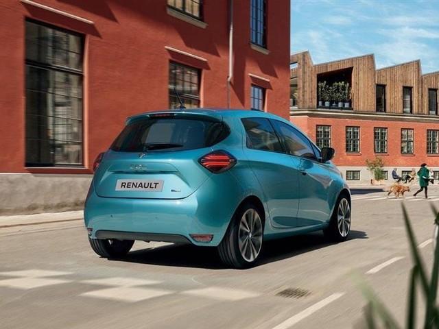 Renault ZOE : suspension des livraisons en Allemagne