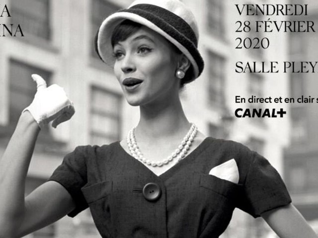 L'affiche des Cesar 2020 rend hommage à Anna Karina