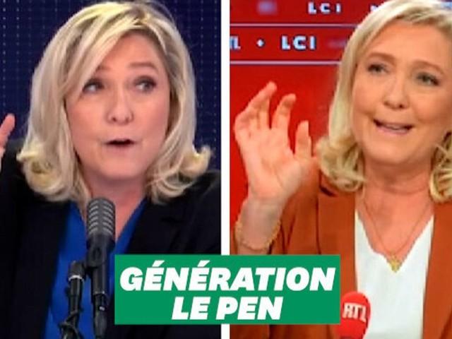 Marine Le Pen défend Génération identitaire en citant la CEDH, une première