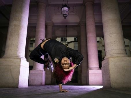 Mondial de breakdance: Sarah Bee, de la cité à la grande scène mondiale