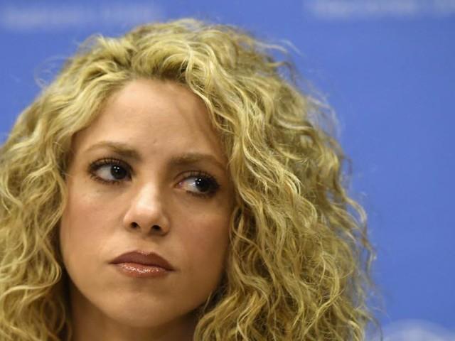 Fraudes: le fisc veut poursuivre la chanteuse Shakira