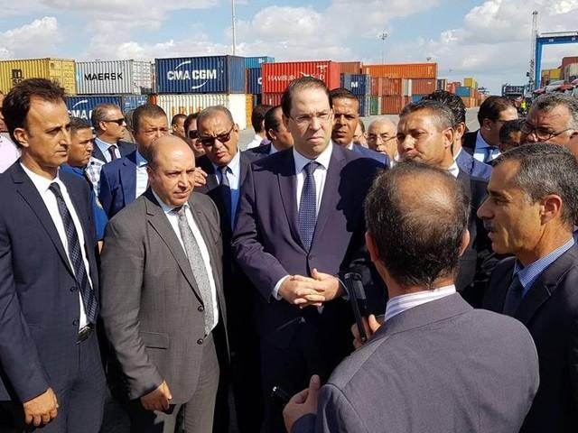Lancement effectif du nouverau système intelligent de gestion du port de Rades
