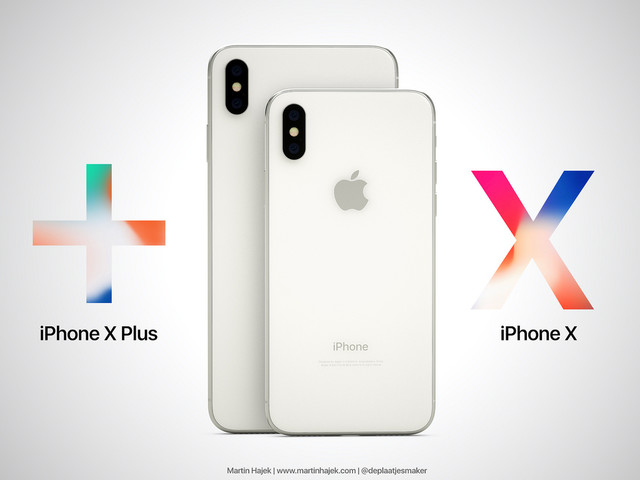 iPhone X Plus : tout ce qu'il faut savoir sur le prochain smartphone d'Apple avant son annonce