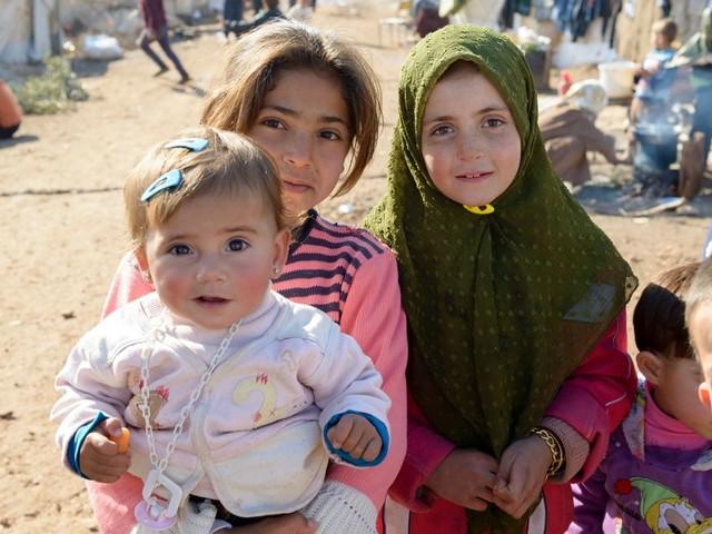 Il n'y a jamais eu autant de réfugiés et déplacés dans le monde