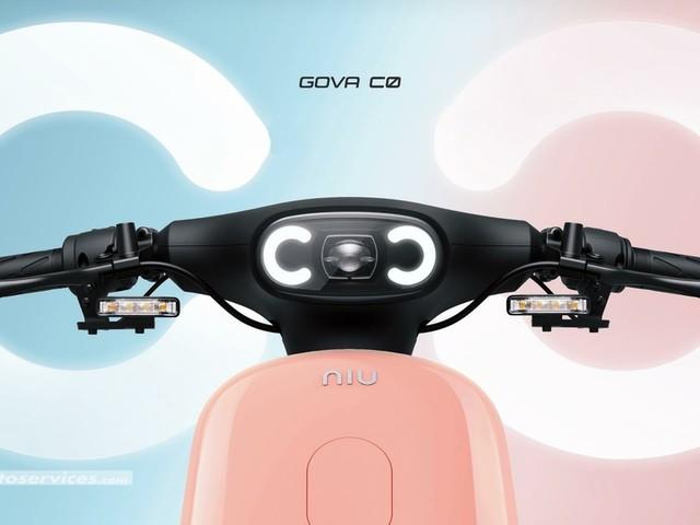Un scooter électrique pour femme : le GOVA C0 by NIU