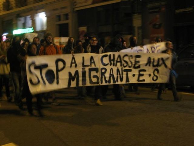 Camps de migrants à la gare de Grenoble : MSF en appelle à l'Etat