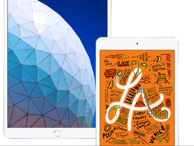 Apple commercialise deux nouveaux iPad
