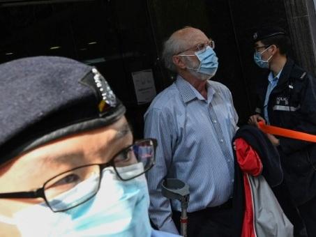 Hong Kong: le vaste coup de filet suscite une avalanche de condamnations