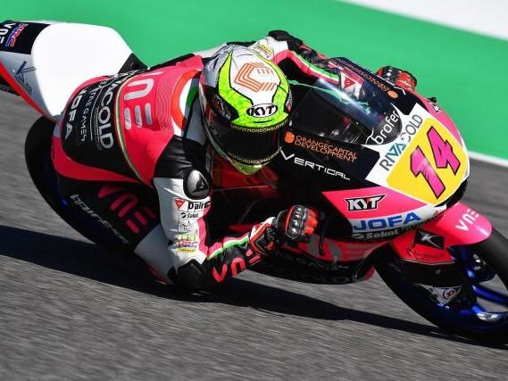 Moto - Moto3 - RTC - GP de République tchèque : Tony Arbolino signe la pole en Moto3