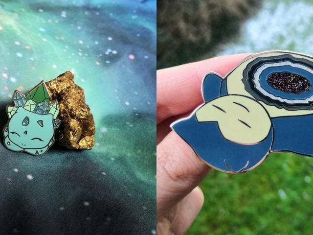 [TOPITRUC] Des pin's Pokémon à paillettes