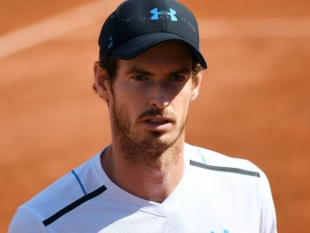 Tennis: le N.1 mondial Andy Murray s'offusque des critiques de McEnroe
