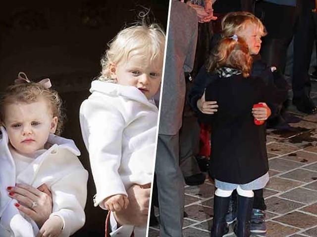 Les jumeaux princiers d'Albert et Charlène de Monaco ont 4 ans !
