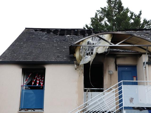 Laval : un appartement a pris feu, aucun blessé