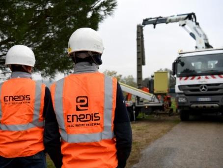 """Dans la Drôme, les habitants encore privés d'électricité entre """"colère"""" et """"résignation"""""""